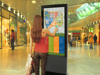 A New Notion of Media - Digital Signage
