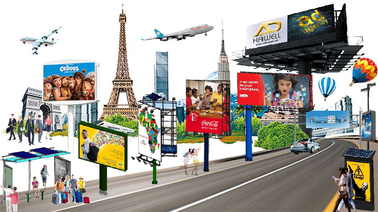 Why choose Outdoor Billboard