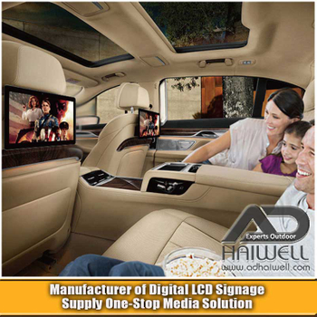 Taxi Digital Signage LCD Advertising Display Market Analysis