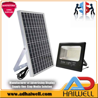 Solar Billboard LED Floodlight Lighting Fixtures System