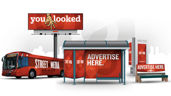Outdoor Advertising is Cross-border Marketing?