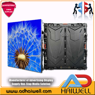 Outdoor Energy-efficient P6 LED Screen Display