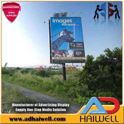 Outdoor High Efficiency Solar Powered Led Display Screen